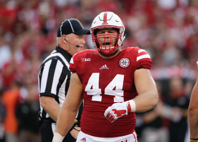 After missing the past four games to injury, Mick Stoltenberg made his return at defensive end last week vs. BCU.