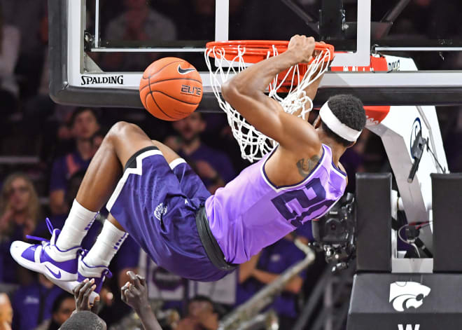 Could Xavier Sneed have starred at another sport for K-State?