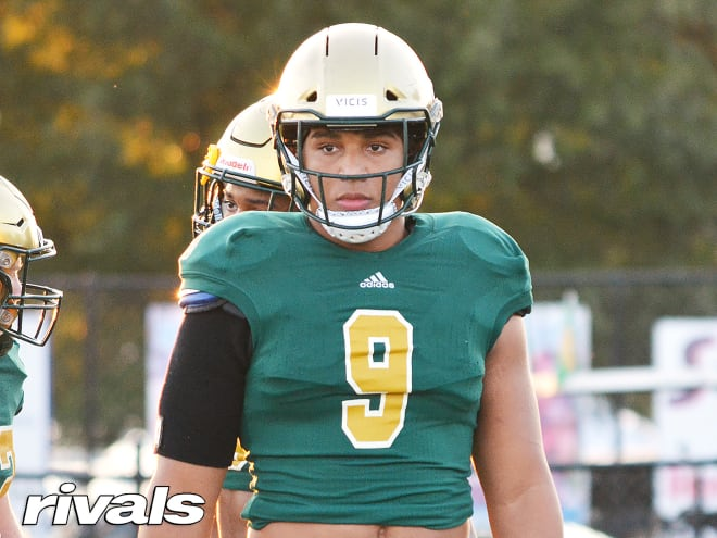Tyler Baron (2020) excited for new venture at Tennessee.