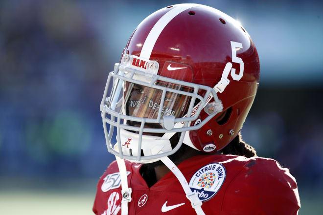 Alabama Crimson Tide defensive back Shyheim Carter. Photo | Getty Images
