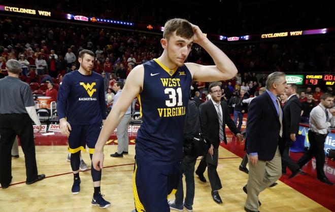 Kansas State vs West Virginia basketball