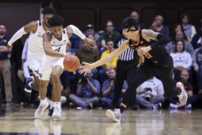 West Virginia vs. Texas: Mountaineers' bigs are the difference