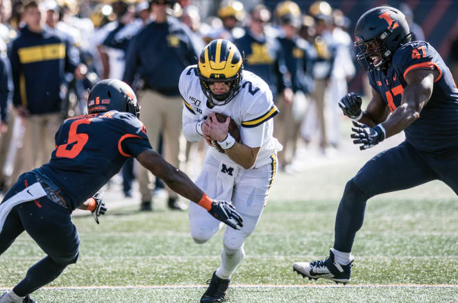 TheWolverine - Harbaugh Praises Energy U-M Played With Against UI, & How 'It Never Waned'
