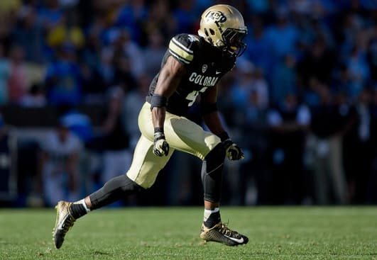 With 27 career starts under his belt, Chidobe Awuzie had recorded a total of 190 tackles as a Buff.