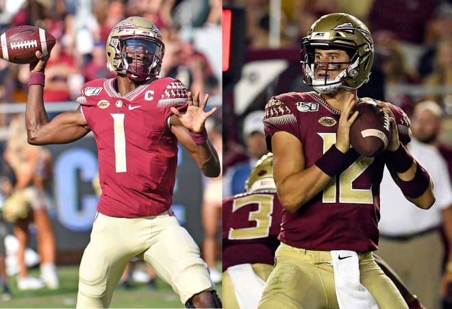 Warchant - 7 things to know about FSU's plan to play two QBs at Clemson
