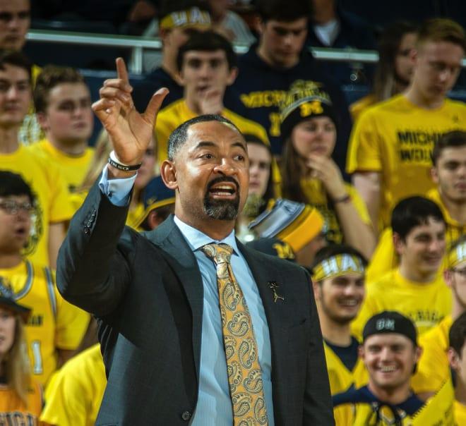 Michigan Wolverines Basketball Under Juwan Howard Is Moving Forward