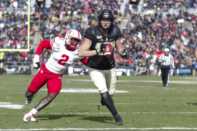 Nebraska dropped a crucial road loss at Purdue on Saturday.