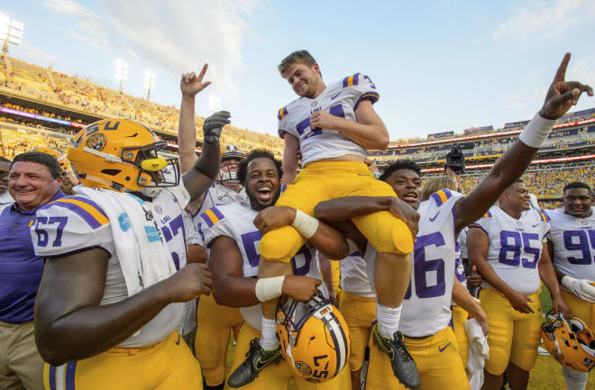 LSU graduate transfer kicker Connor Culp is expected to join Nebraska's roster in 2020.