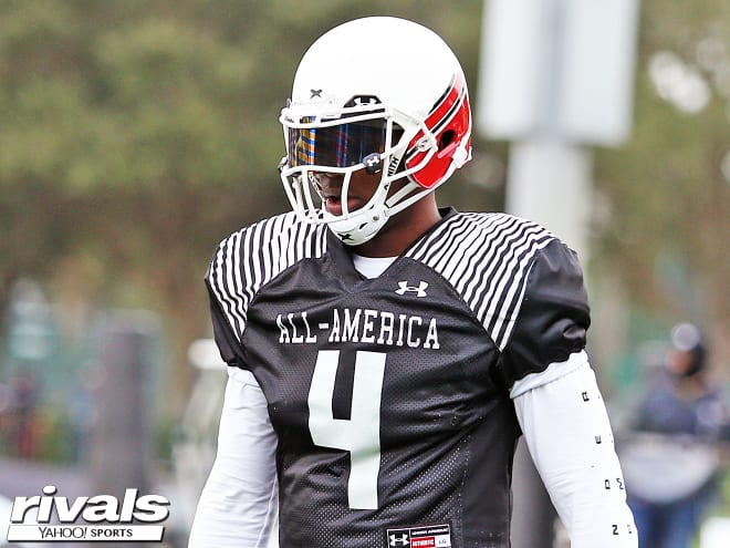 Top 100 OLB Quay Walker teases of Tennessee commitment, flips to Georgia
