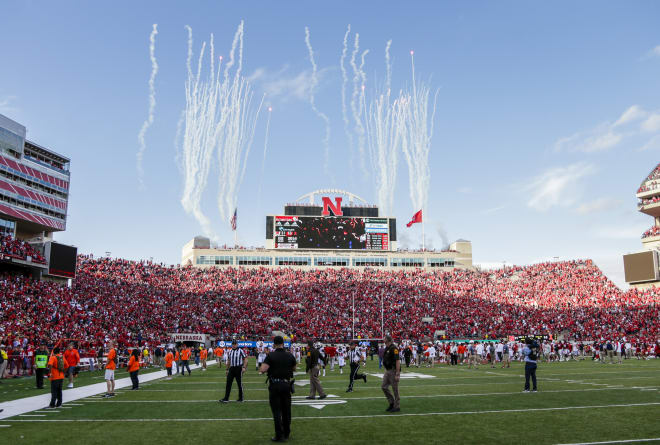 Nebraska sold out their Red-White spring game in 25 hours.