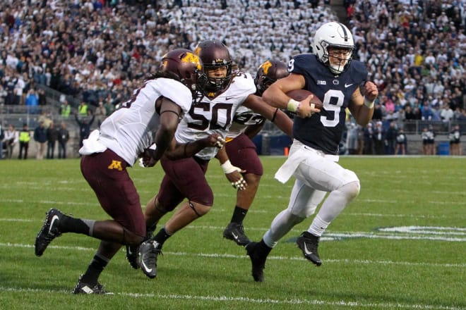 Can Trace McSorley lead the Nittany Lions to the upset win?
