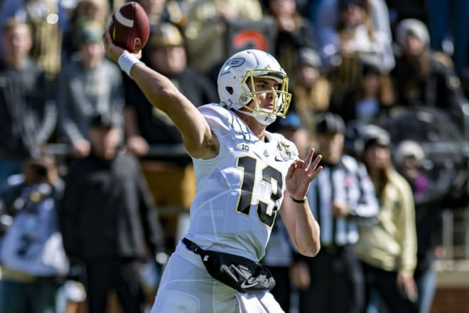 GoldandBlack - Weekly Word: Purdue football at the turn, basketball and more