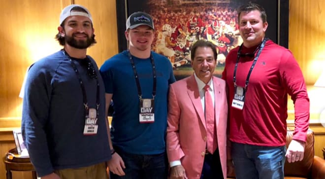 4-Star OT Tanner Bowles Announces Alabama Commitment