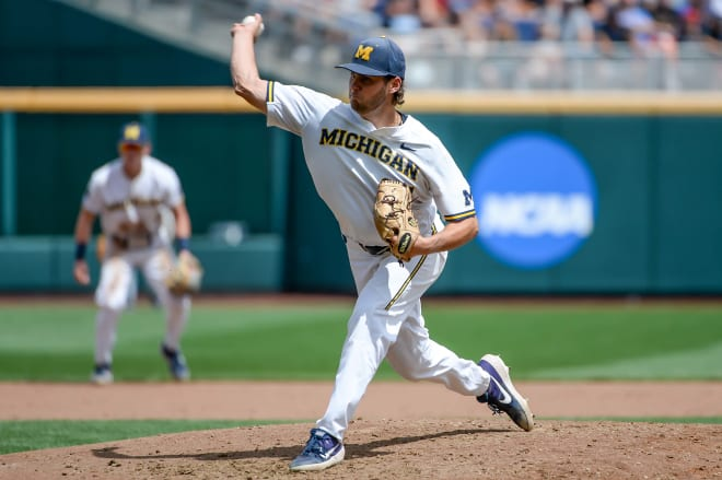 CWS 2019: Michigan Advances to Championship Series