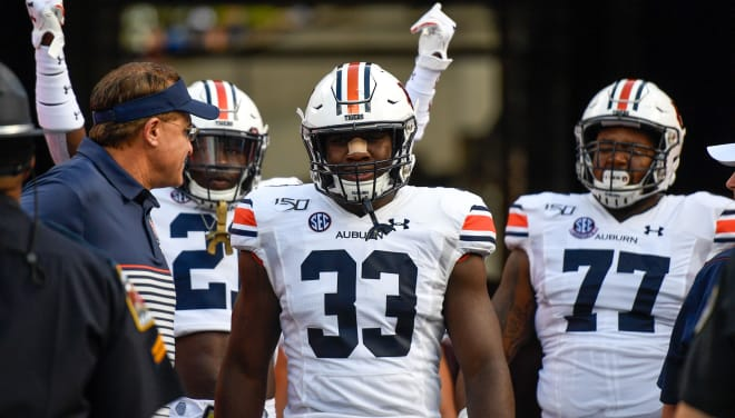 AuburnSports - More time for off-the-field adjustments key for Auburn during bye week
