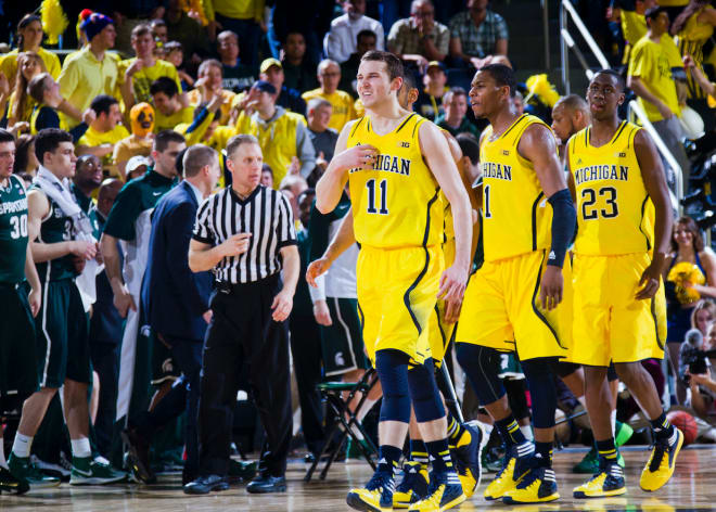 The game plan: How Michigan is created to  beat Michigan State