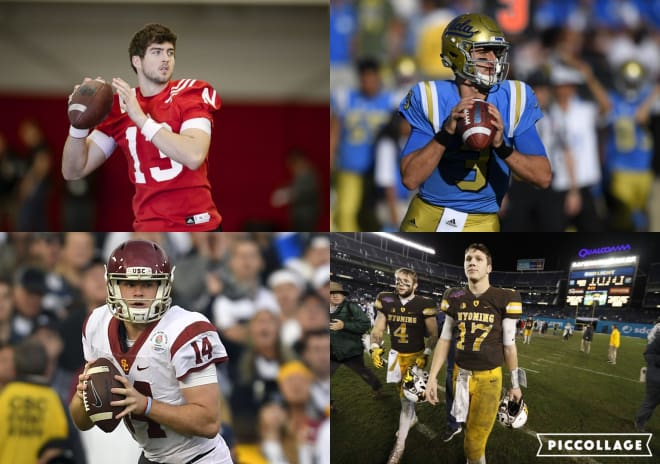 Former Cleveland Brown's GM and NFL assistant coach Phil Savage things Tanner Lee has a chance to put his name up there with the top eligible QB's for this year's draft class.
