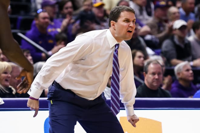 LSU uses second-half spurt to top Memphis