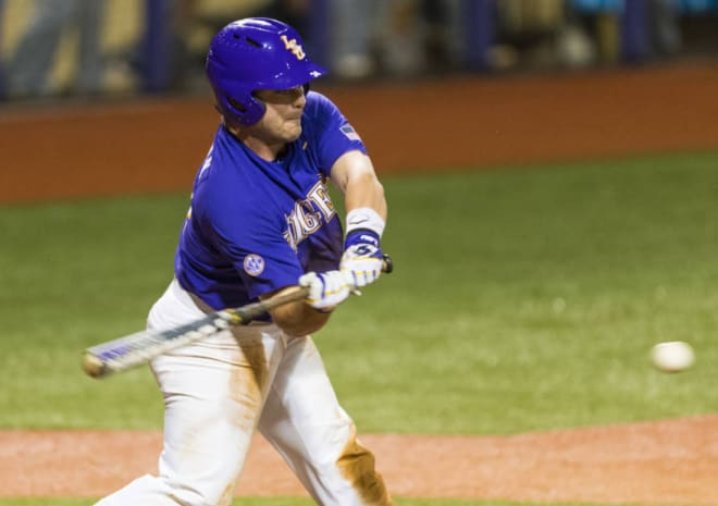LSU baseball closes out series with Mississippi State