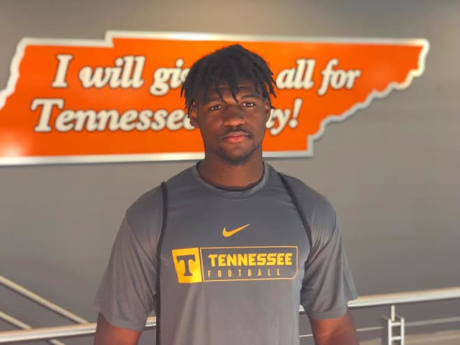 VolQuest - In-state pass rusher 'happy' to finally get a real look at Tennessee