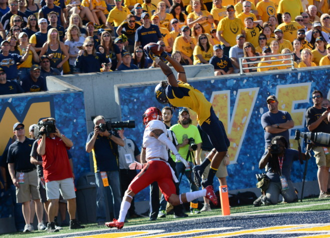 No. 23 West Virginia has reason to be wary of winless Baylor