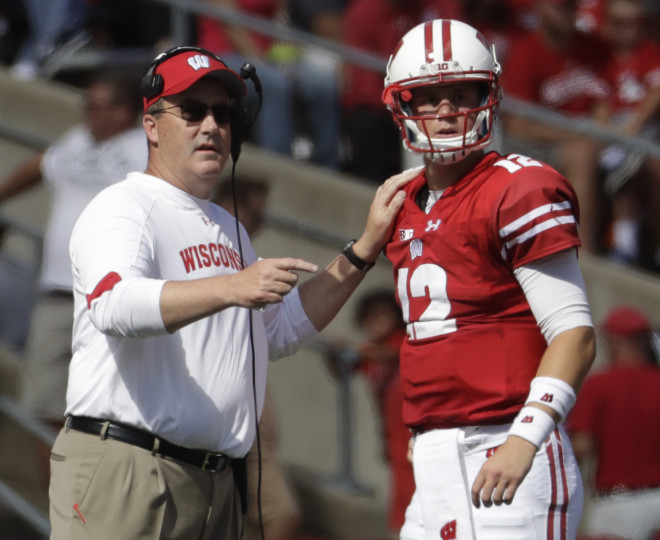 Grading Wisconsin's performance against Purdue Boilermakers
