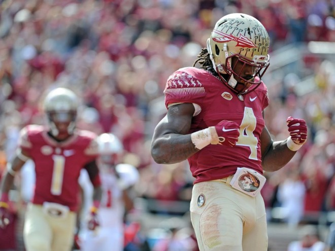 Dalvin Cook is part of a pipeline of players from Miami-Central to FSU.