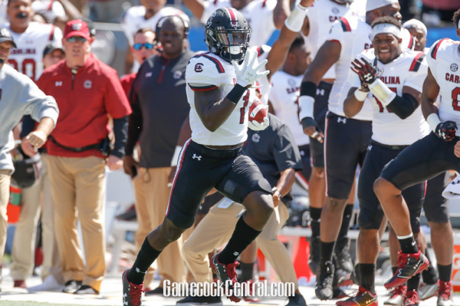 Deebo Samuel to Return for Senior Season