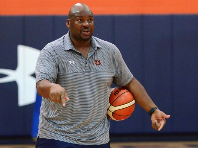 Auburn Assistant Basketball Coach Chuck Person Arrested