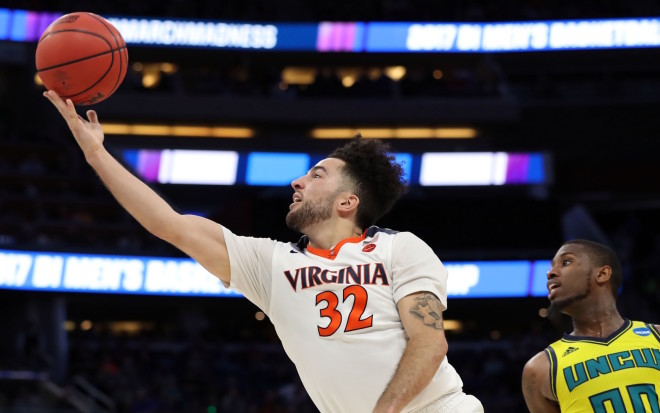 Virginia bounced from NCAA tournament after rout against Florida