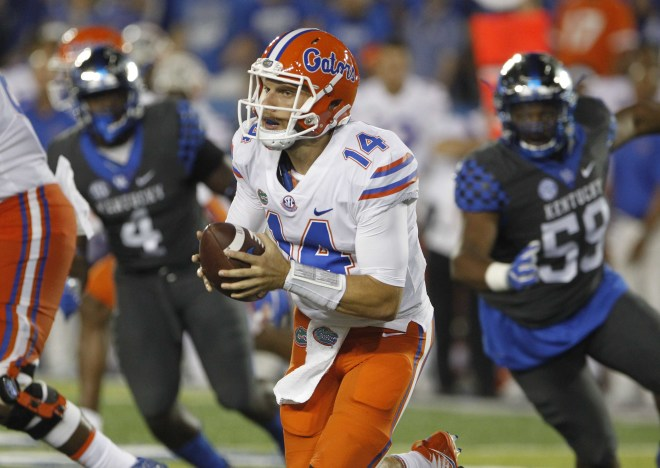 Watch Florida's Freddie Swain make one-handed catch off deflection against Vanderbilt