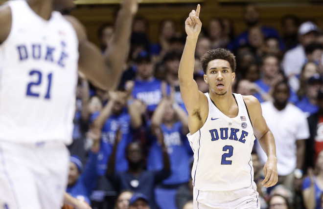 Duke basketball transfer Chase Jeter commits to Arizona