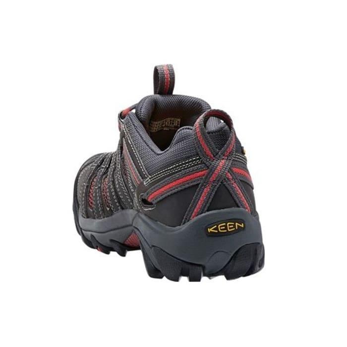 07597d7cca KEEN Utility Women's Flint Low Steel Toe Work Boots 1014598
