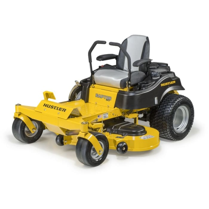 Agree, this hustler mower attachments