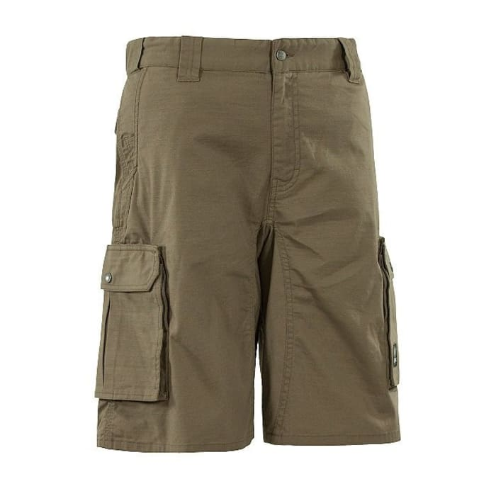 6d80bbe3 Berne Men's Echo Zero Six Tan Cargo Shorts CCWP07PTY