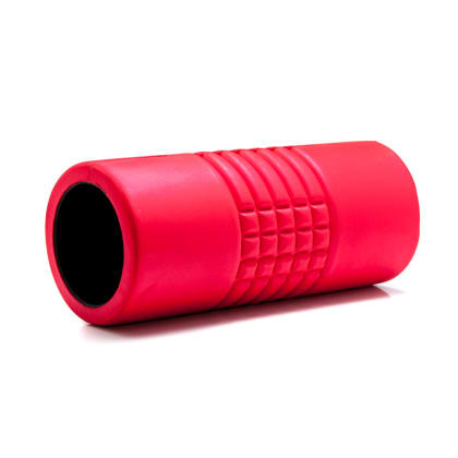 "12"" x 6"" EVA Red Foam Rollers"