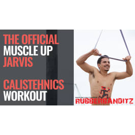 Intermediate Calisthenics Strength and Stamina Training by @Muscle_up_jarvis WCO Master Trainer