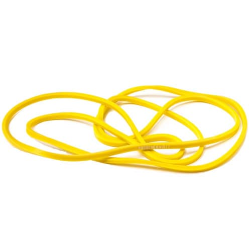 Neon Yellow Light Resistance Band