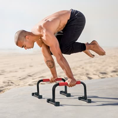 Rubberbanditz Light-Weight Parallettes