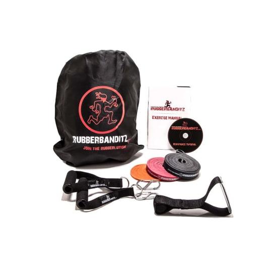 Standard Mobile Gym Kit in a Bag