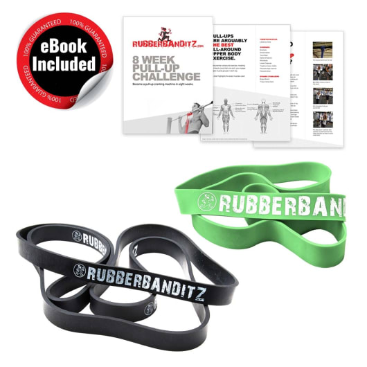 Heavy, Power Resistance Band Combo