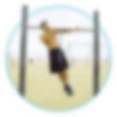 Assisted Archer Pullups
