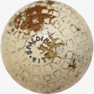 First Golf Ball