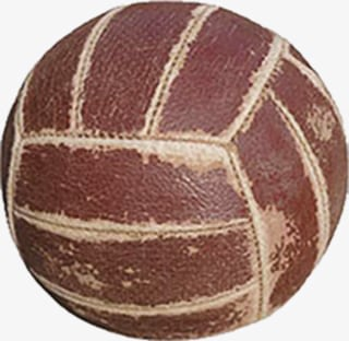 The First Volleyball