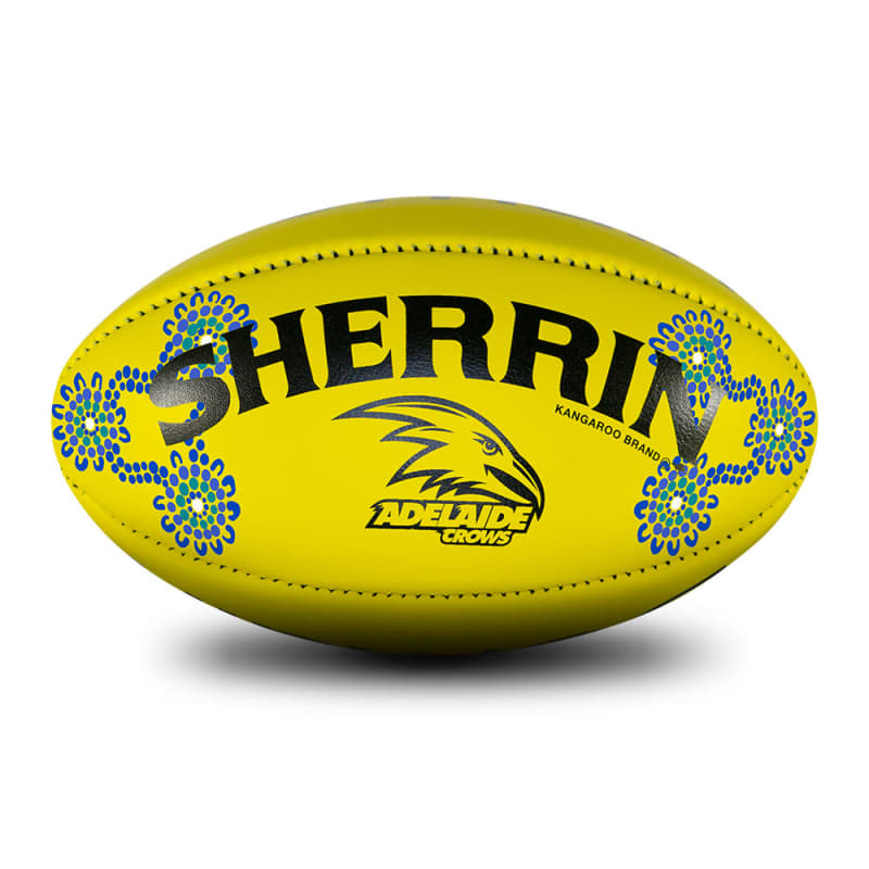 2019 Sir Doug Nicholls Round Game Ball - Adelaide