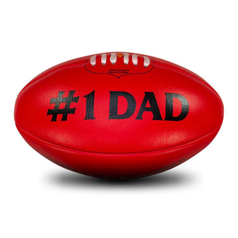 #1 Dad Football