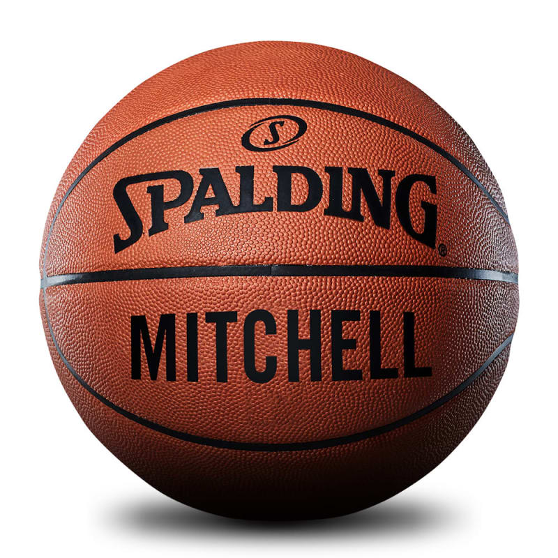Personalised Basketball - Orange