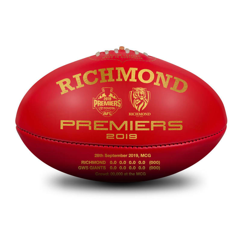 2019 Premiers Ball - Richmond Tigers
