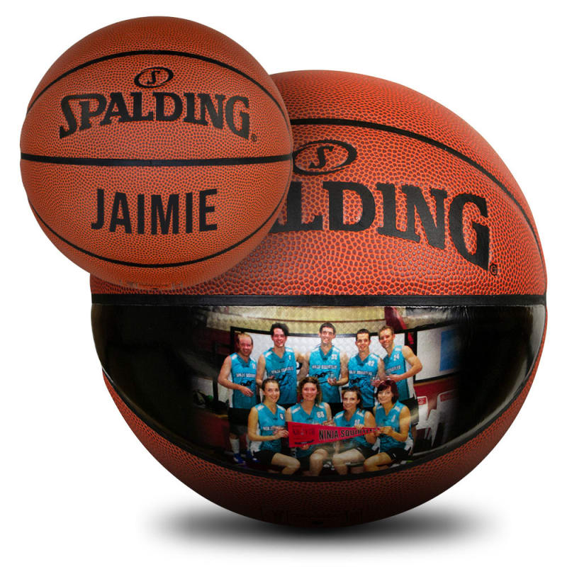 Personalised Photo Basketball