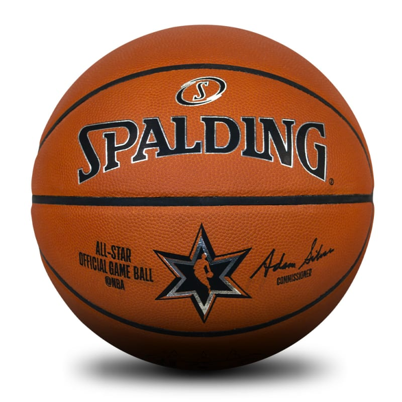 2020 Official NBA All Star Chicago Game Ball